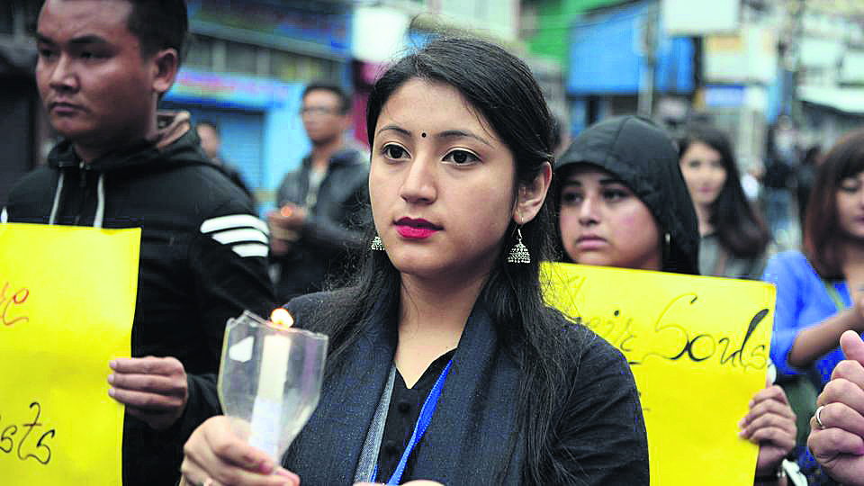 Speak up for Gorkhaland