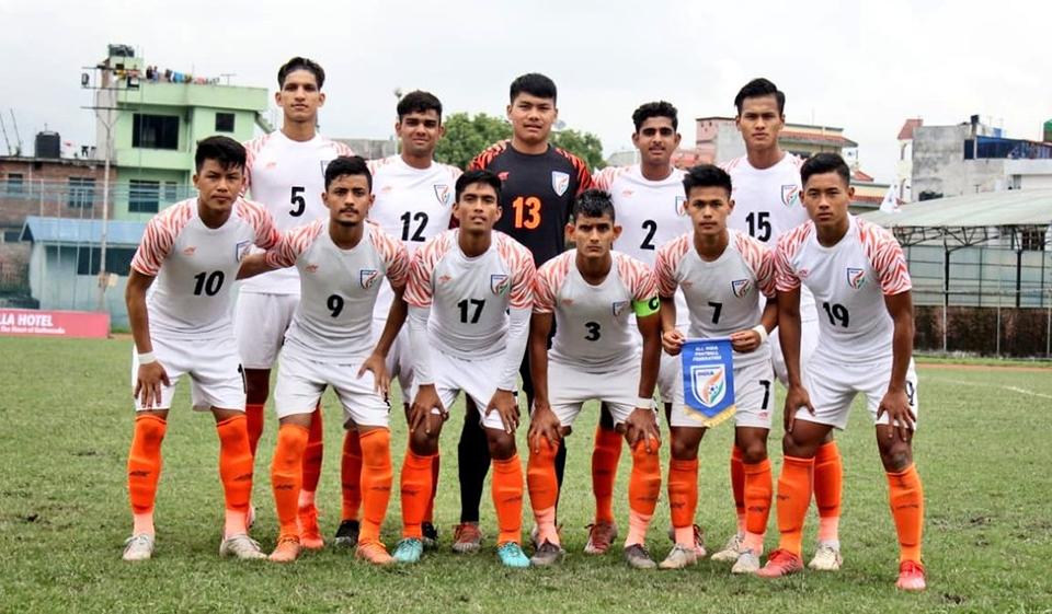 India thrashes Maldives 4-0; to face B'desh in SAFF U-18 finals