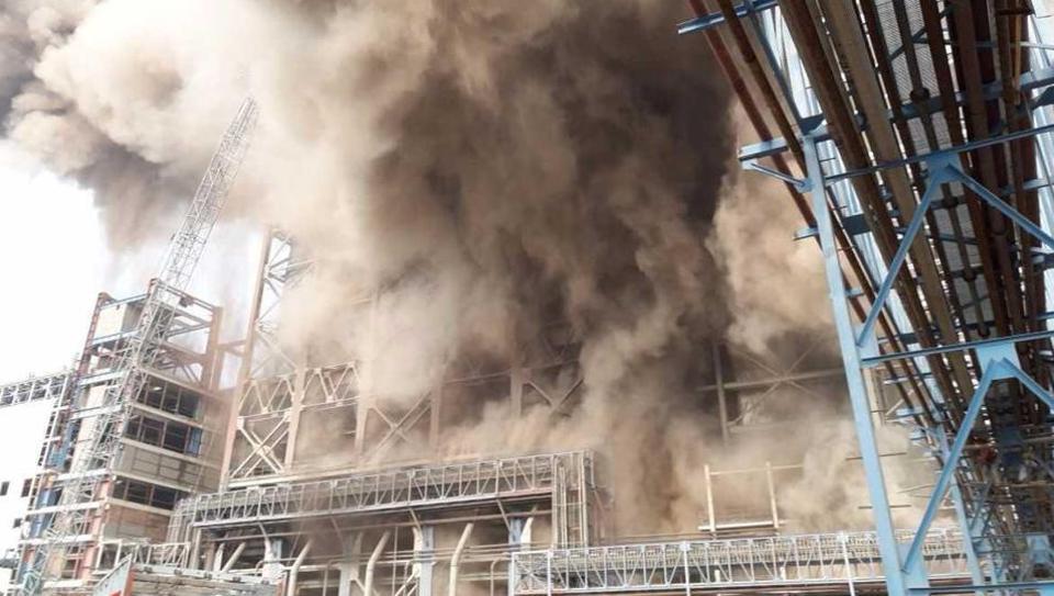 Explosion at Indian power plant kills 26, injures dozens