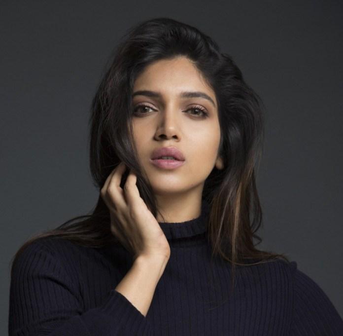 Feel both pressured and excited about 'Durgavati': Bhumi Pednekar