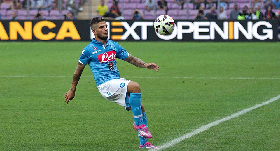 Napoli manager says club won't sell striker Lorenzo Insigne for less than $230m