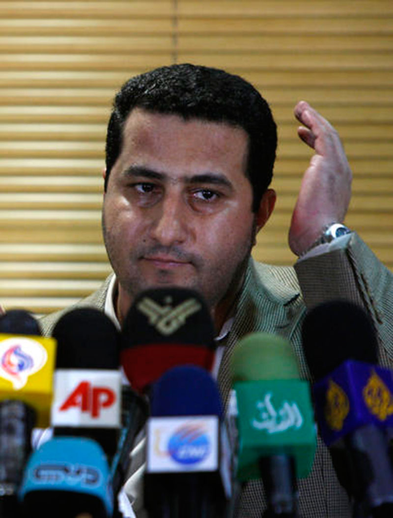 Iran confirms it has executed nuclear scientist
