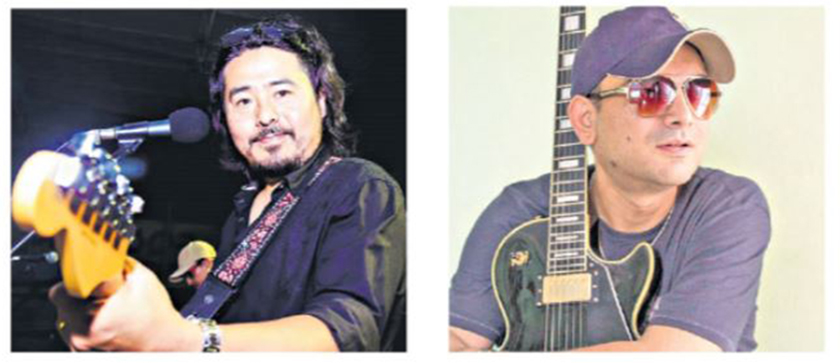 Nabin and Adrian to enthrall Itahari