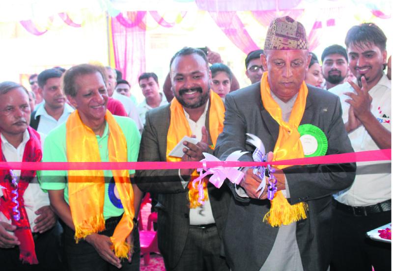 Jagdamba Motors opens new showroom in Bhairahawa
