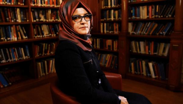 Khashoggi's fiancee criticizes Trump's response to Journalist murder
