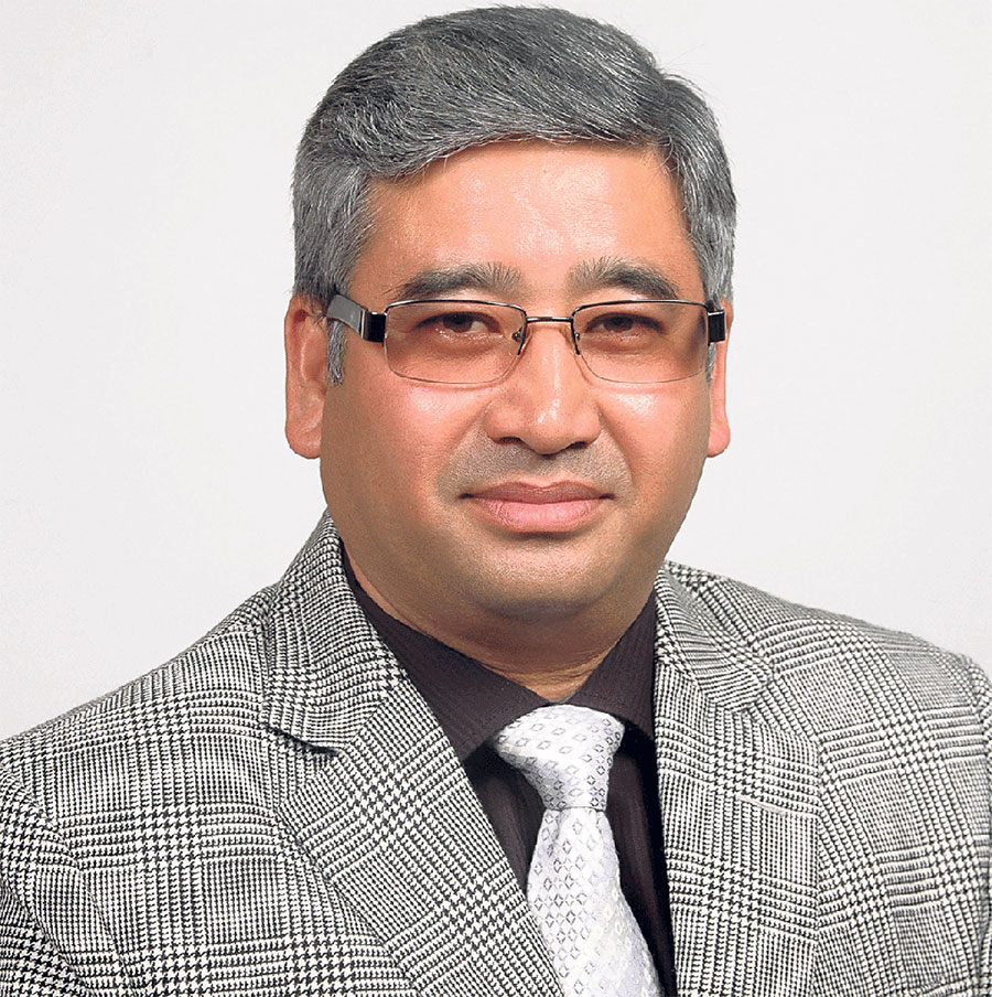 Jeevan RamShrestha elected chairperson of Nepal Olympic Committee