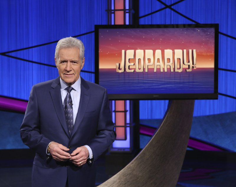 Trebek urges support for COVID-19 victims in 1 of last shows