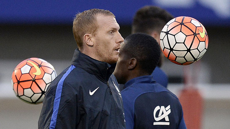 France's Jeremy Mathieu resigns from national squad
