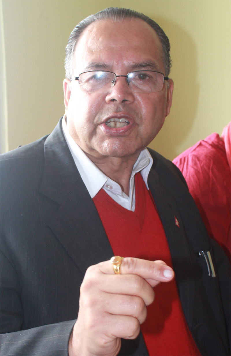 None of forces on earth capable of putting off local polls: Khanal