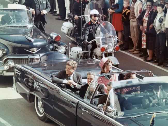 JFK files: Release of assassination documents adds fuel to conspiracy fires