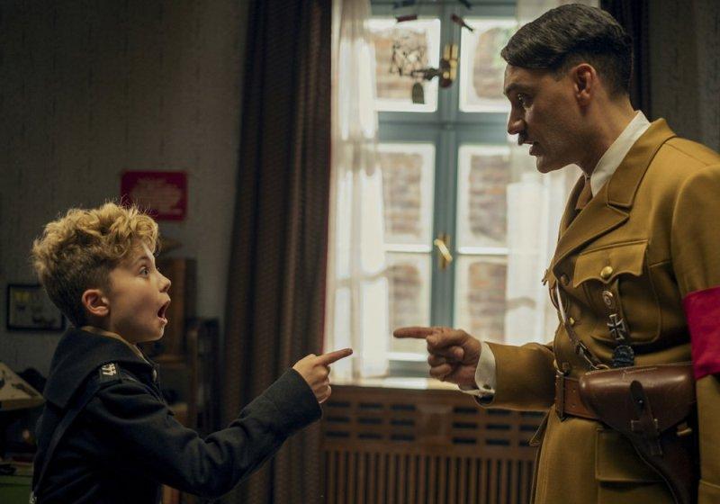 Jojo Rabbit director felt shame dressing as Hitler for movie