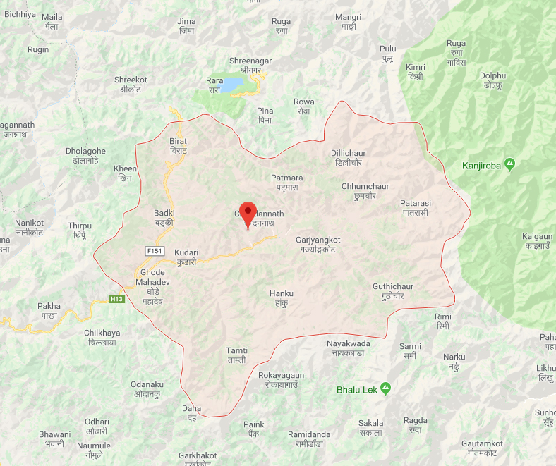 Political parties in Jumla bat for province capital in Karnali