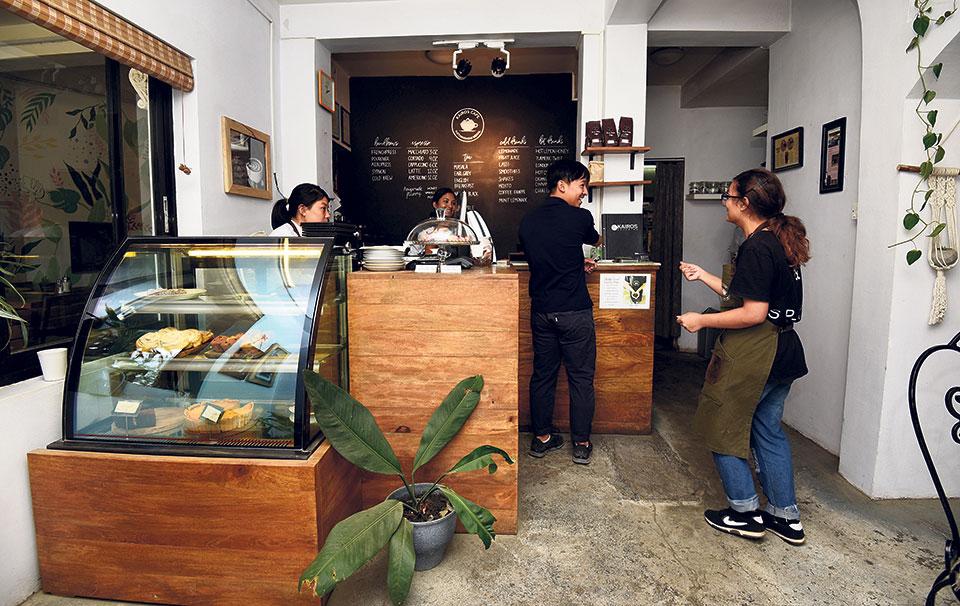 The fresh food hub