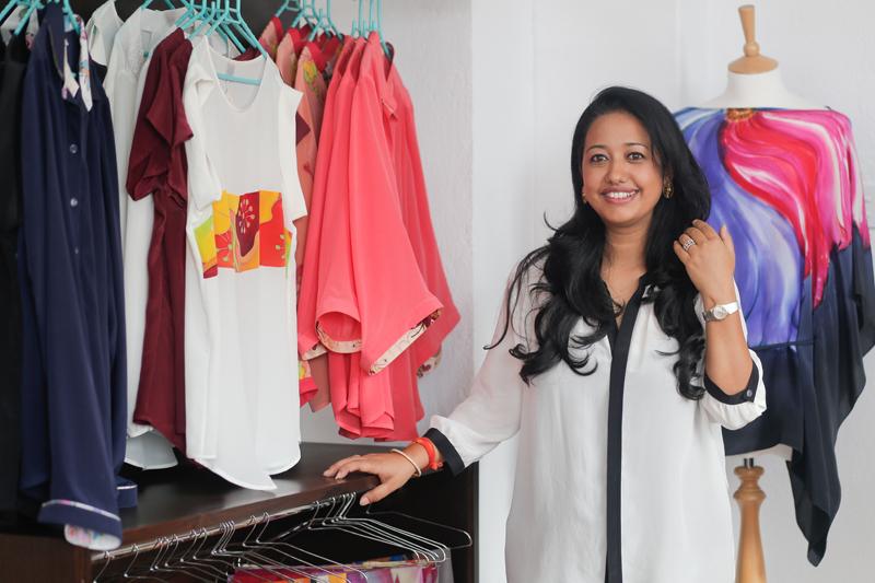 Seasoned Nepali designer launches her own brand