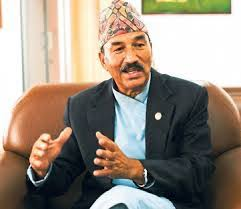 DPM Thapa urges UDMF to participate in  local polls