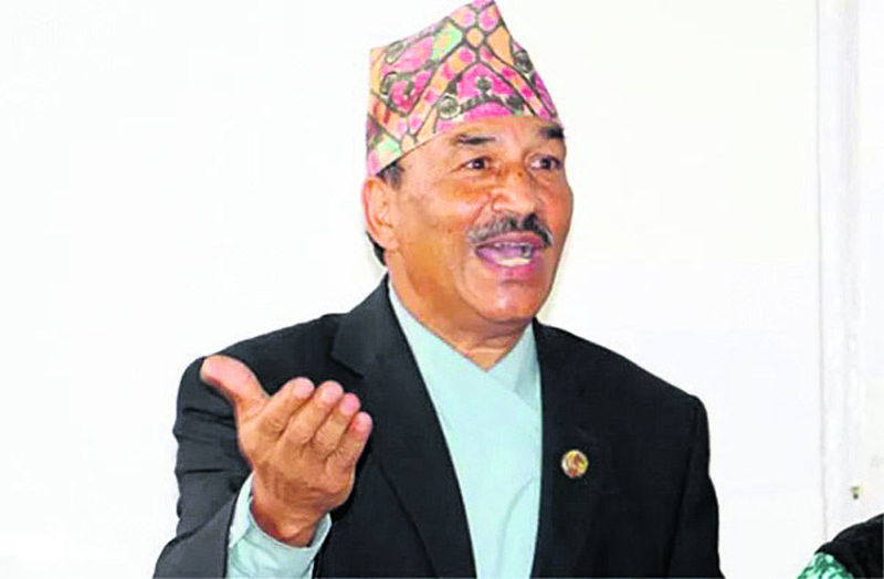 EC asks DPM Thapa to refrain from anti-poll activities