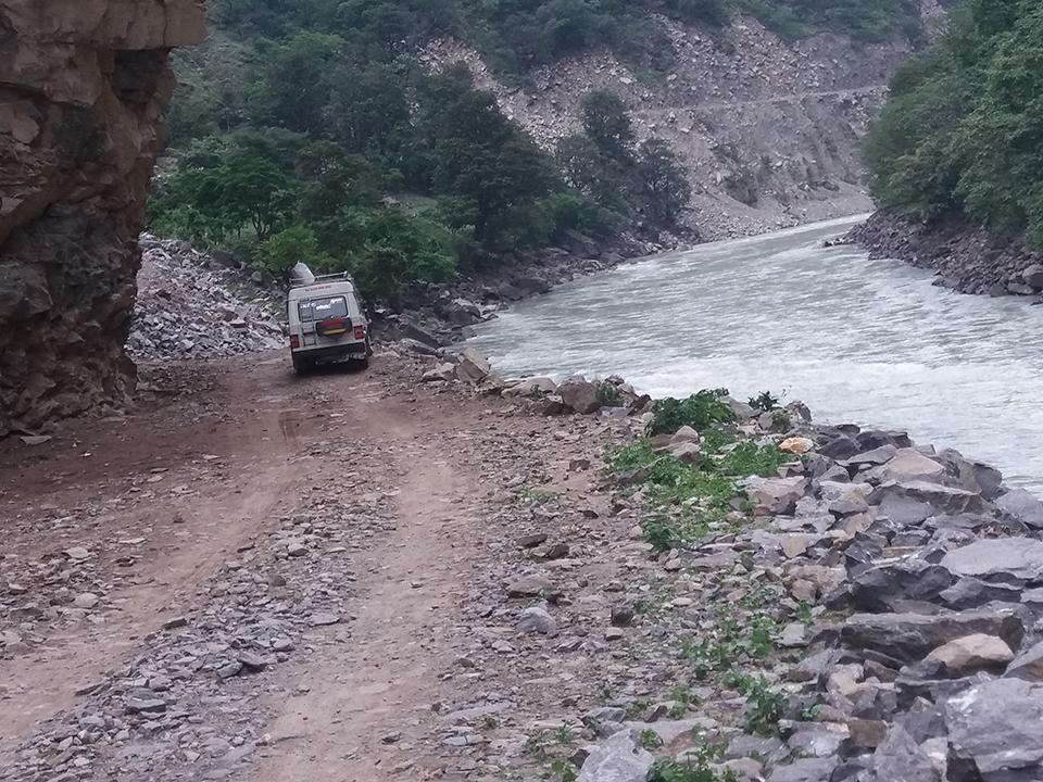 Army opens 66 km track in Karnali Corridor