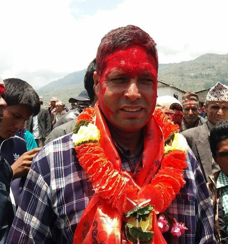 Journalist Baral elected Raskot mayor