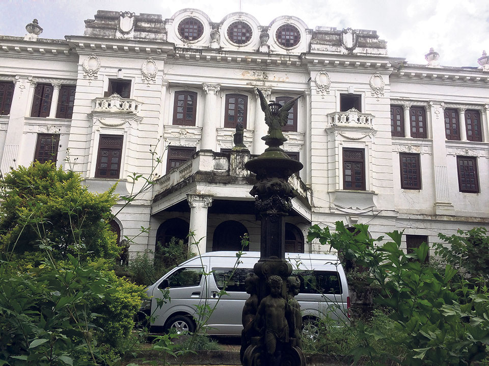 Kaiser Library awaits renovation