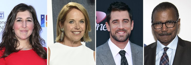 Katie Couric, Mayim Bialik to be 'Jeopardy!' guest hosts