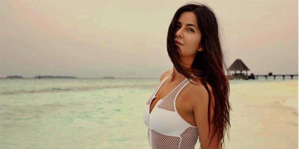 Katrina Kaif sizzles in sexy Maldives photo shoot for 'Harpers Bazaar'
