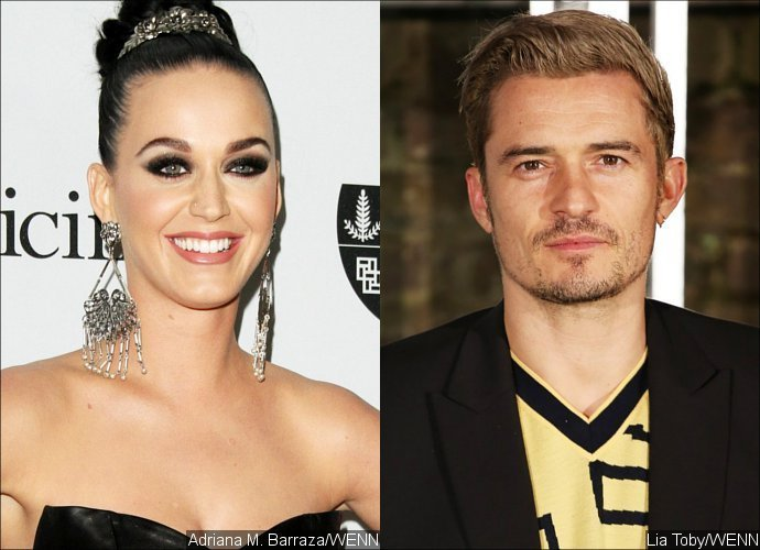 Katy Perry, Orlando Bloom spark engagement rumor