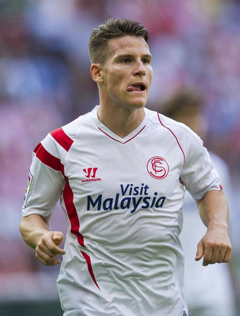 My Republica Atletico signs striker Kevin Gameiro from Sevilla