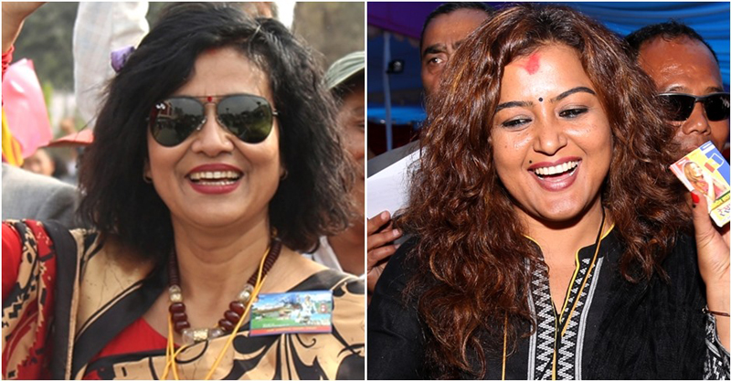 Rekha, Komal recommended for local-level poll candidacies