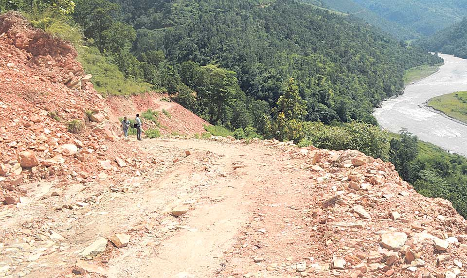 Contractors selected for five packages of Koshi Corridor road project