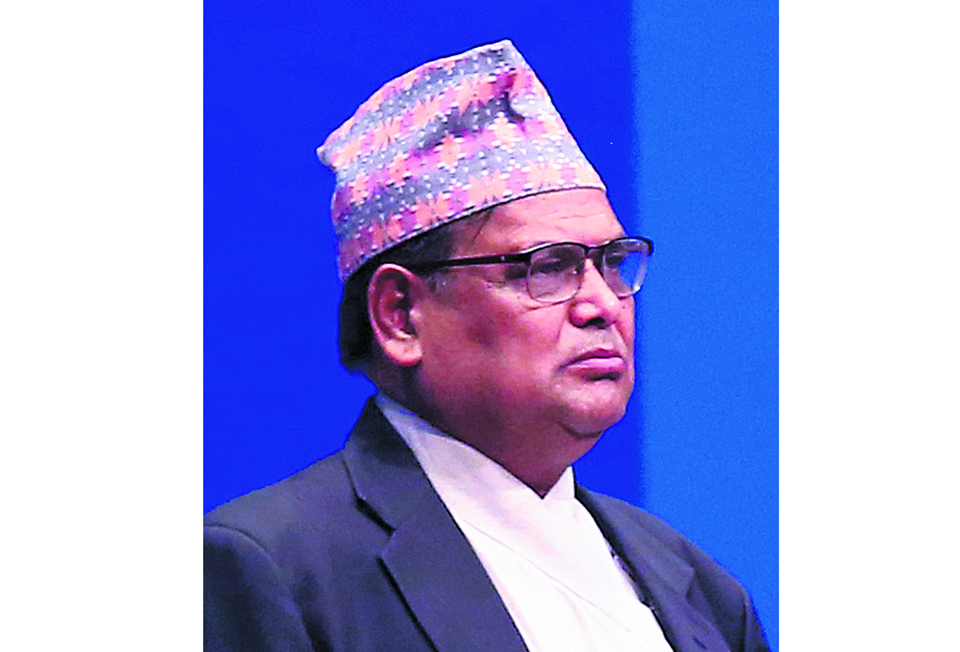 Speaker Mahara accused of sexually harassing female employee
