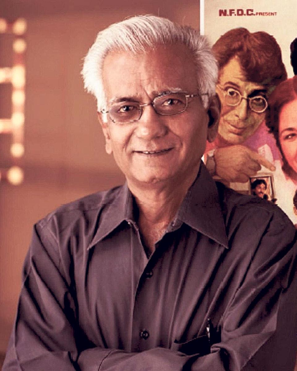 Award-winning film director Kundan Shah passes away
