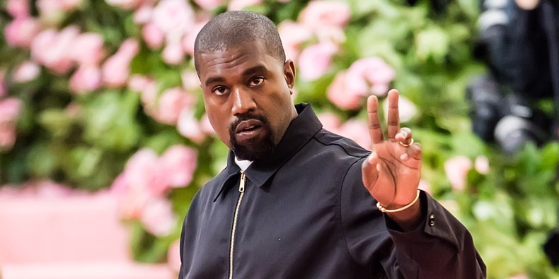 Kanye West hosts surprise event at Fox Theatre in Detroit