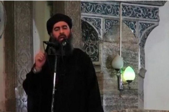 Russian Foreign Intelligence Service Has No DNA Test Data Confirming Al-Baghdadi's Death