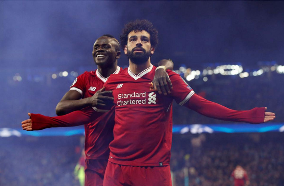 Salah and Firmino send Liverpool into last four