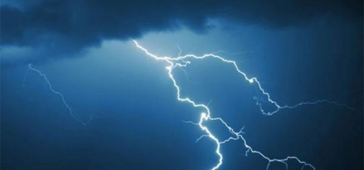 Lightning kills four in Saptari and two in Makwanpur