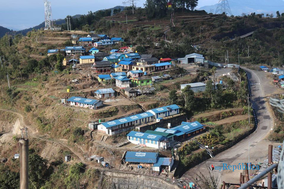 Sindhuli wears deserted look during lockdown (with photos)