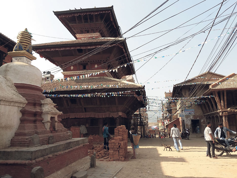 Loss of heritage is loss of living culture