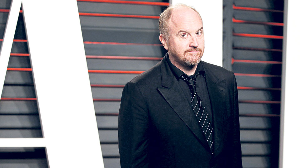 'Five detail sexual misconduct claims against Louis CK'