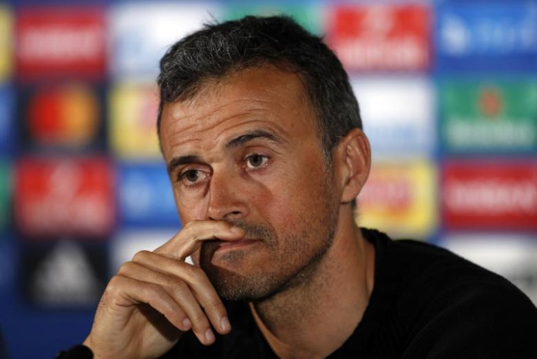 Luis Enrique unconcerned by Barca's poor record at Sociedad