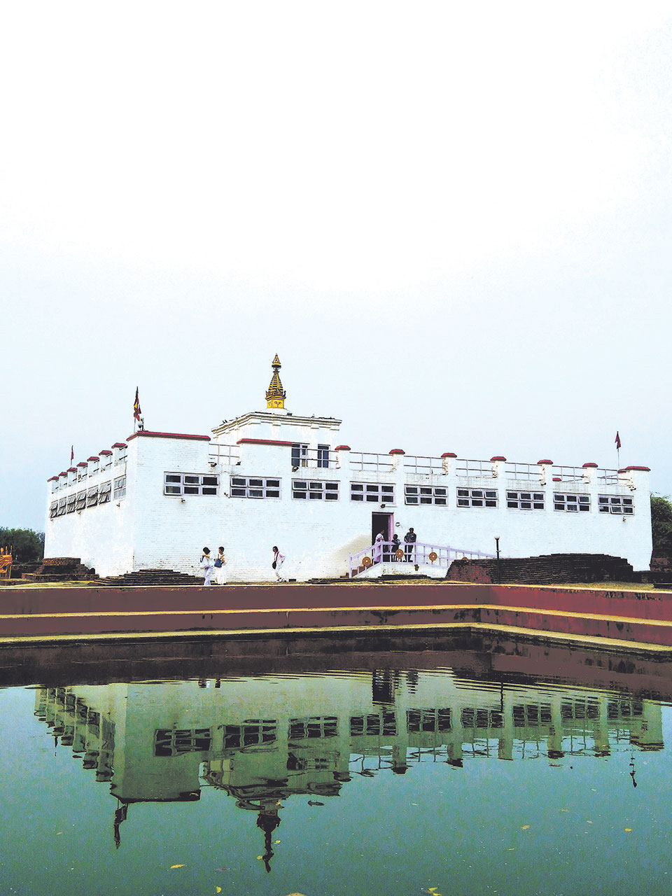 Nepali citizens to be charged conservation fee to visit Lumbini