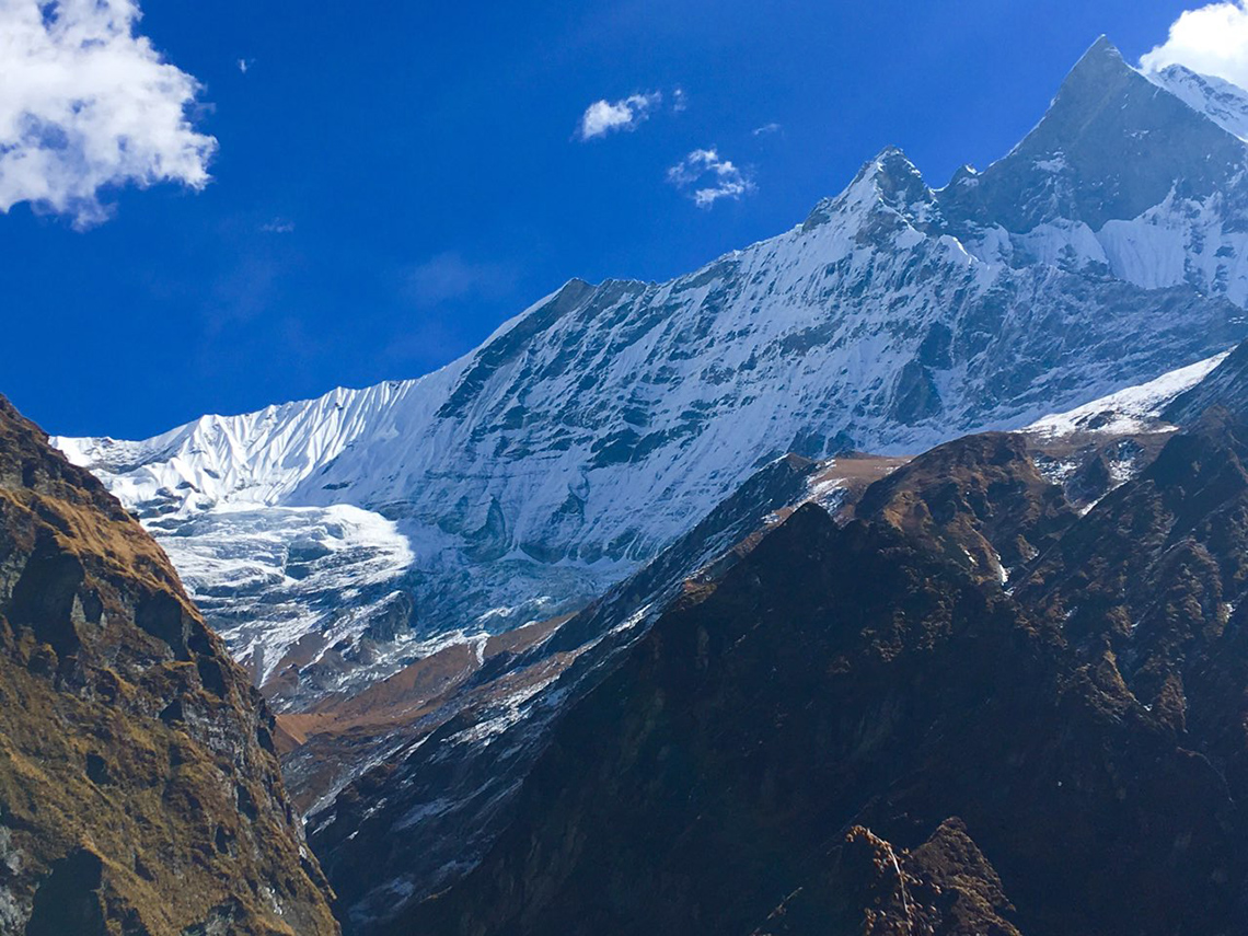 Mesmerizing Machhapuchre in 11 pictures
