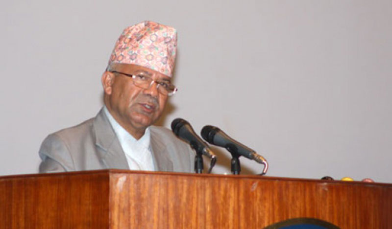 Neighbors should not interference with Nepal's internal affairs: Leader Nepal