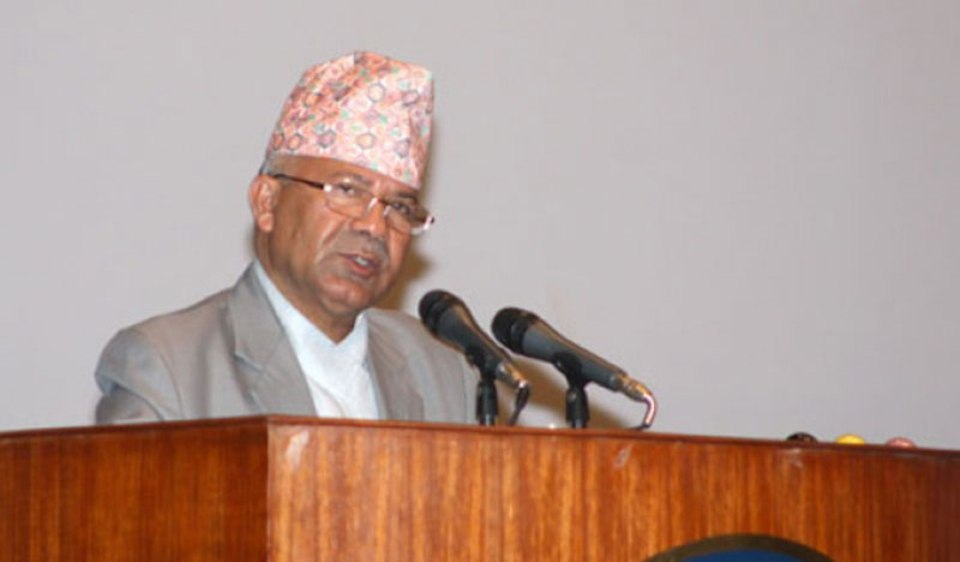 Nepal faction to hold national gathering as planned after reconciliation appears less likely with Chairman Oli