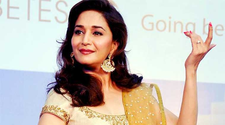Madhuri Dixit admitted to hospital