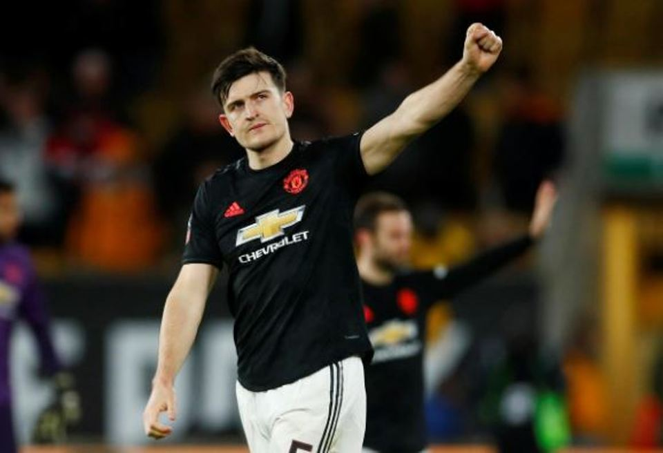 Manchester United's Maguire an injury doubt for League Cup semi - Solskjaer