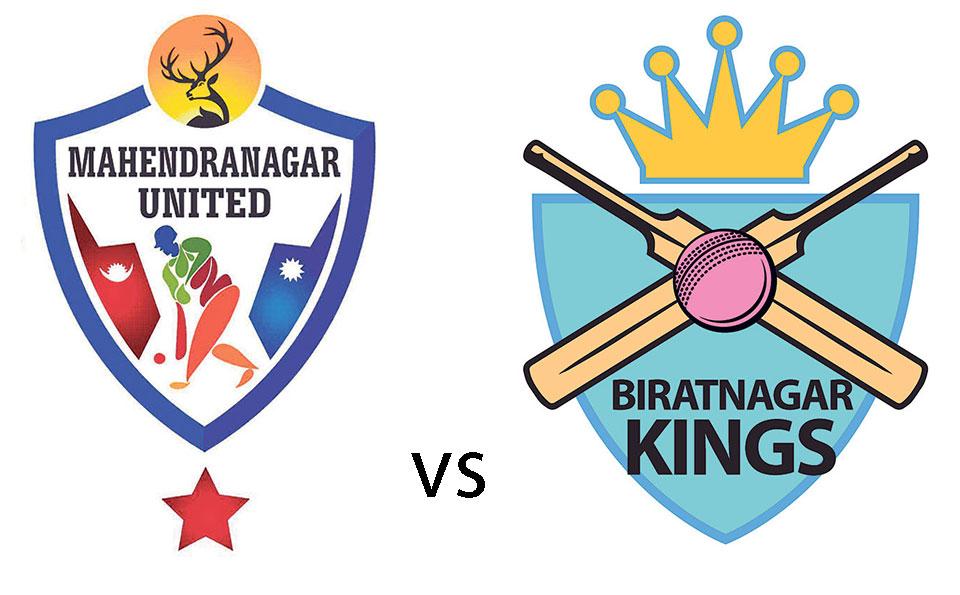 Mahendranagar United wins toss and elected to bat against Biratnagar Kings