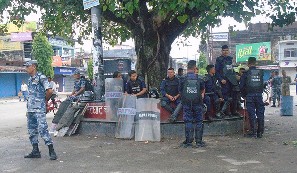 Curfew lifted in Mahendranagar
