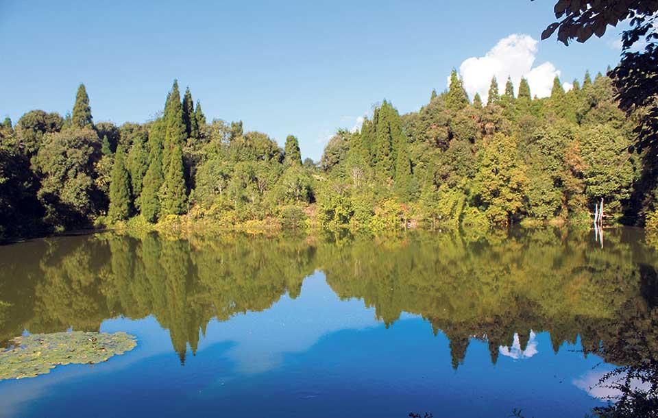 Ilam a destination for religious tourism