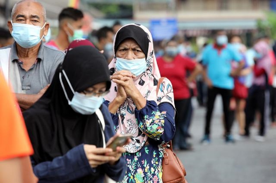 Malaysia's king declares state of emergency to curb spread of COVID-19