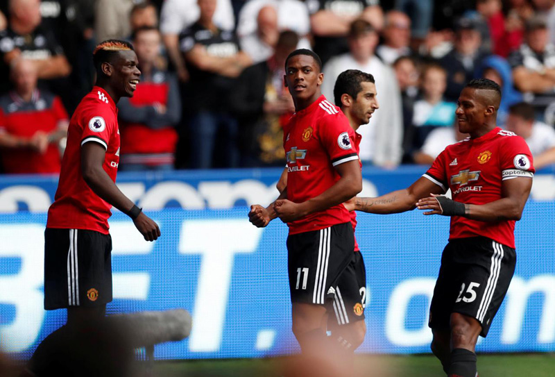 United aim for hat-trick of wins to start season